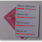 Entlastungskarte