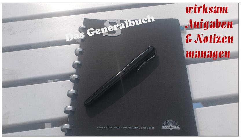 Generalbuch (c) Sylvia Nickel | 2nc.de