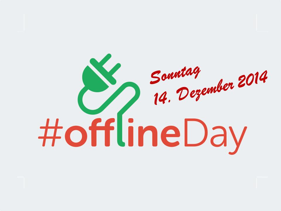 #offlineDay 2014
