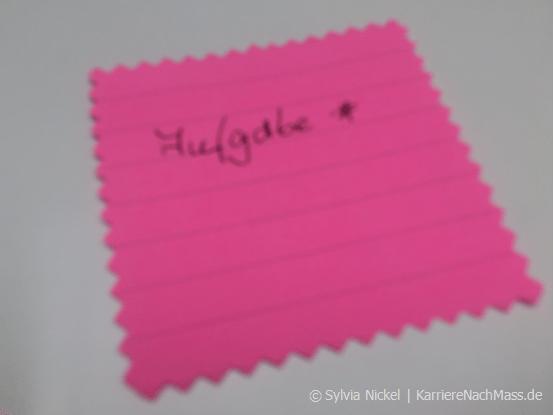 Singletasking (c) Sylvia Nickel   KarriereNachMass.de