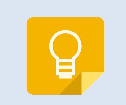 Google Keep/Notizen