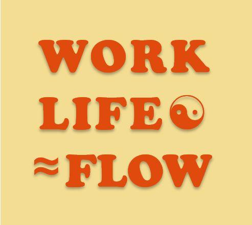 WorkLifeFlow (c) Sylvia Nickel